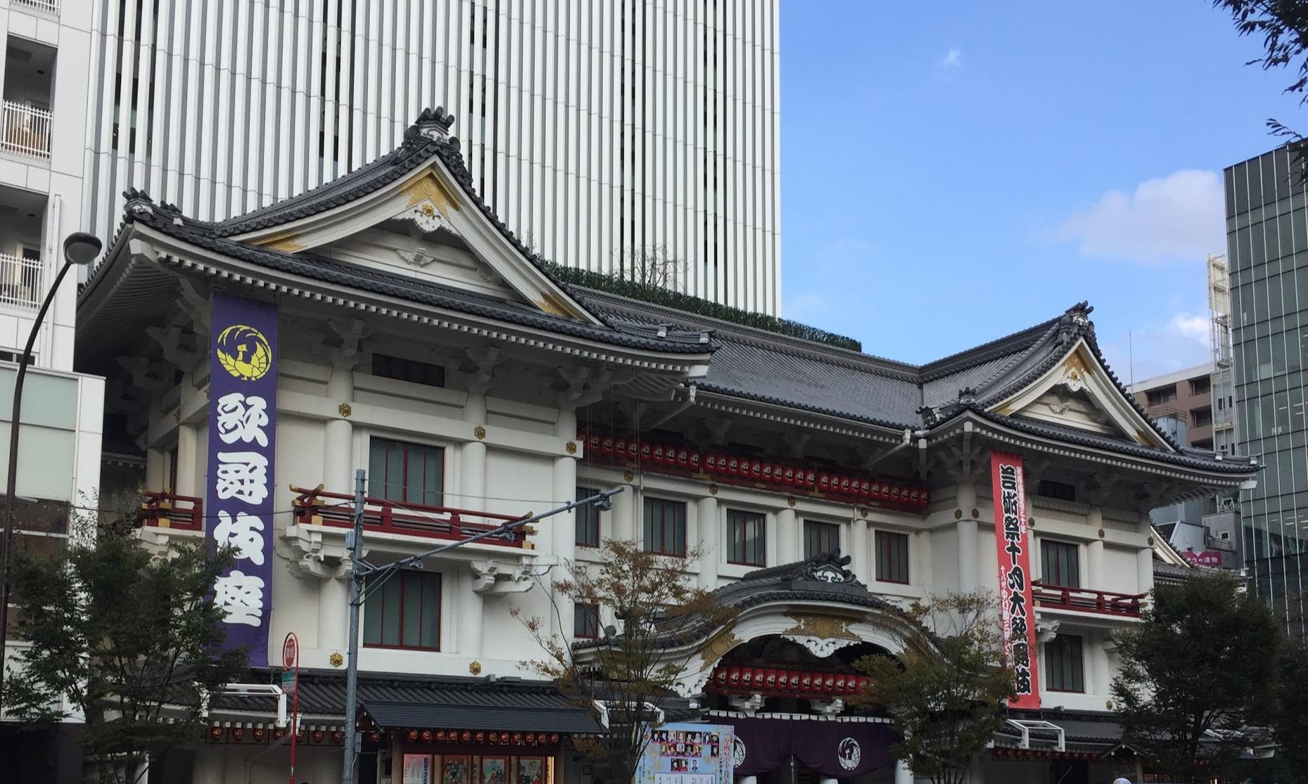 Tokios Luxusmeile   story.one
