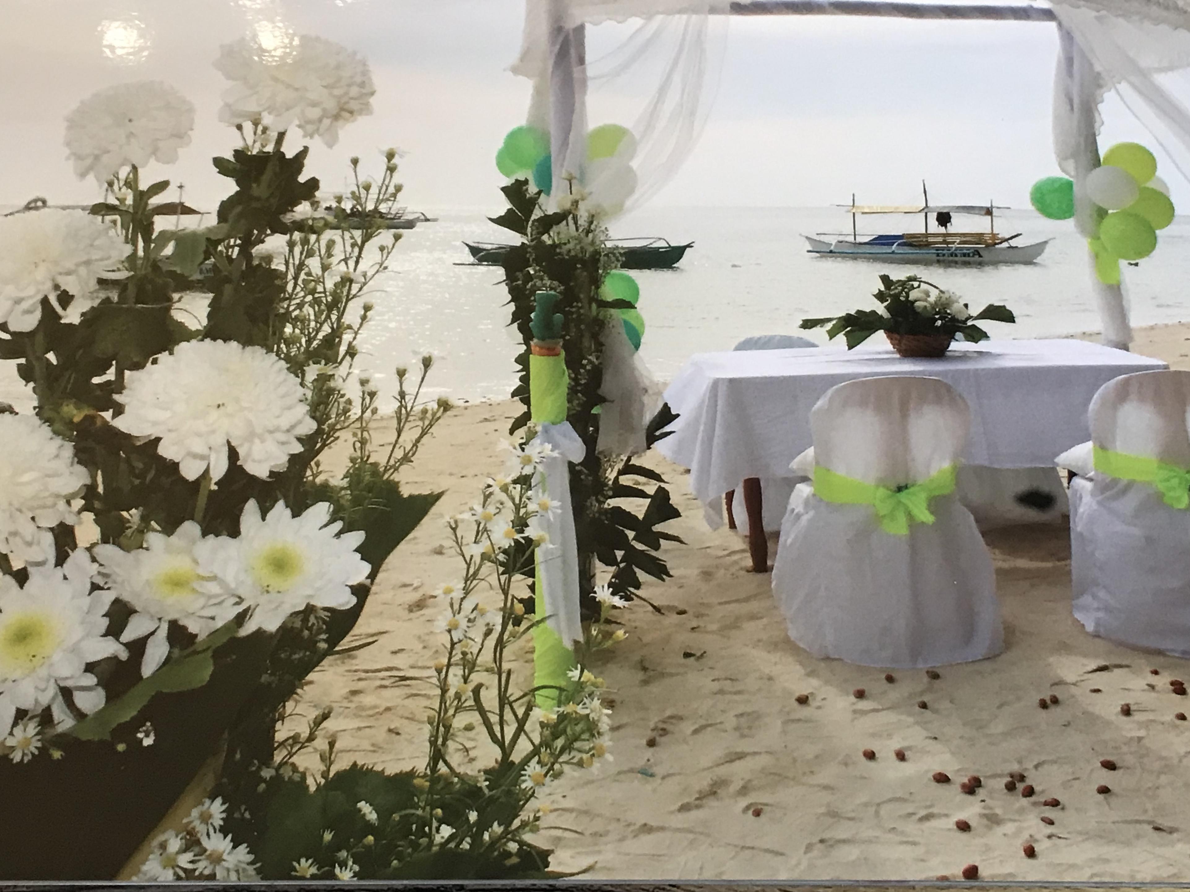 Hochzeit auf den Philippinen, Trauung   story.one