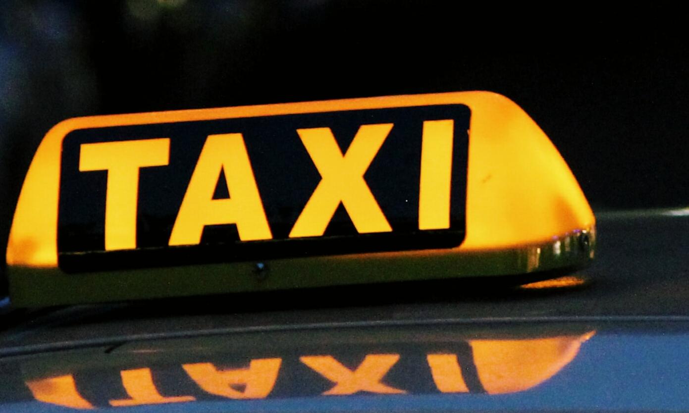 Sinatra im Taxi | story.one