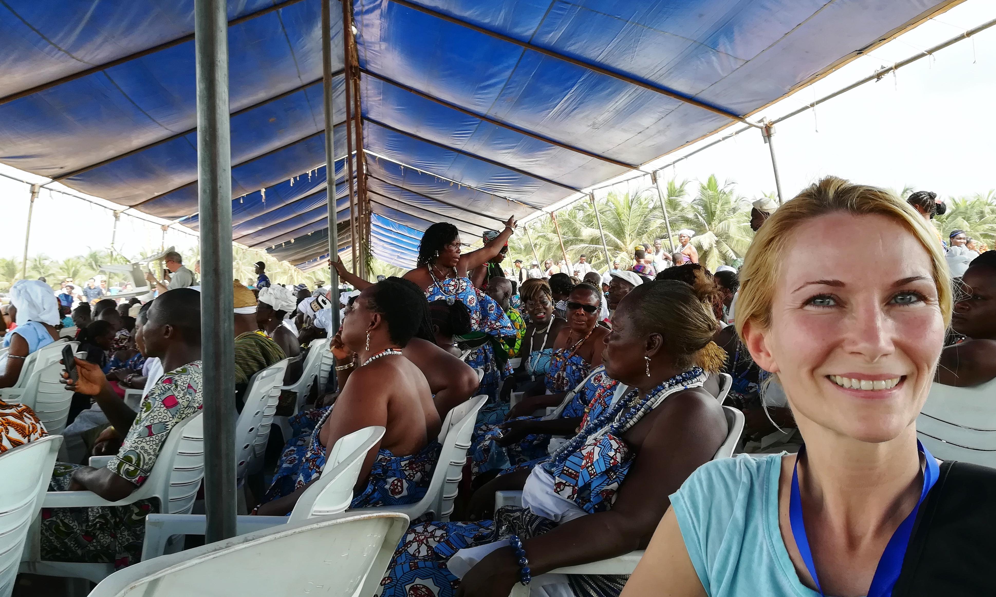Voodoo-Festival in Benin   story.one