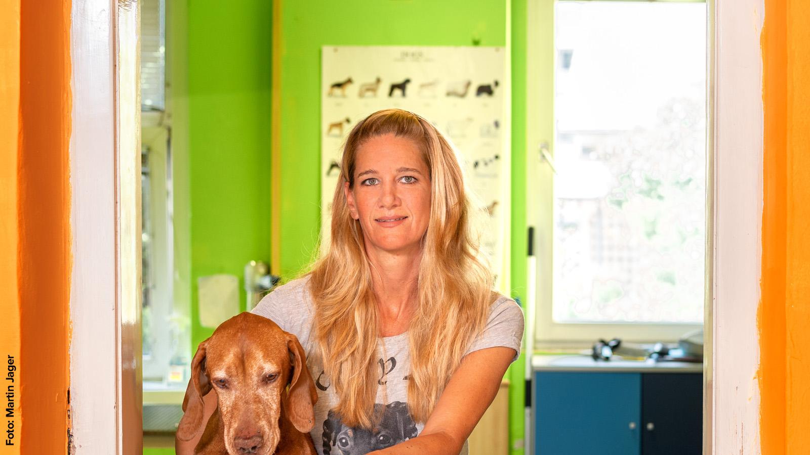 Susanne Lakner - wer Hunde liebt   story.one