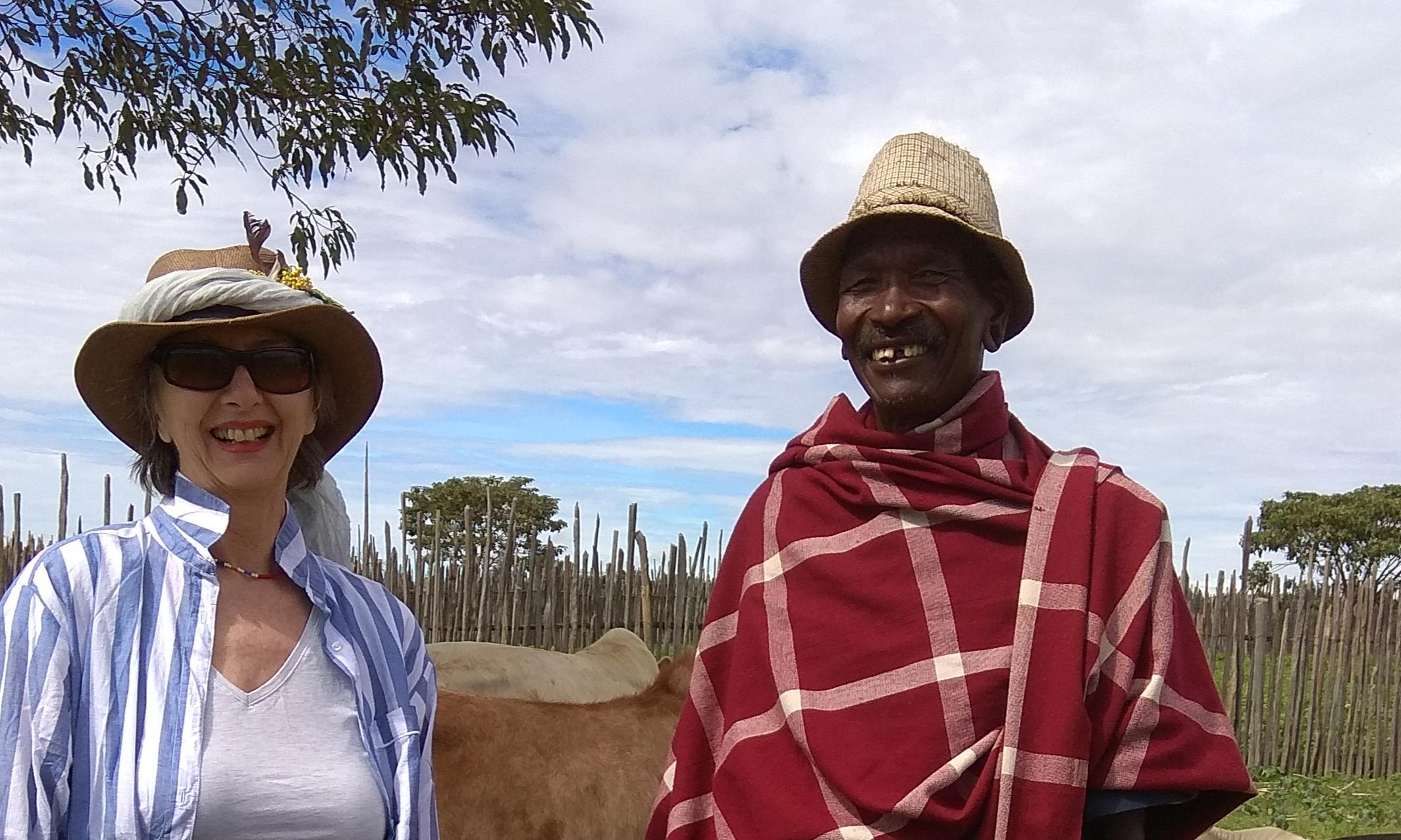 Mein Samburu Papai   story.one