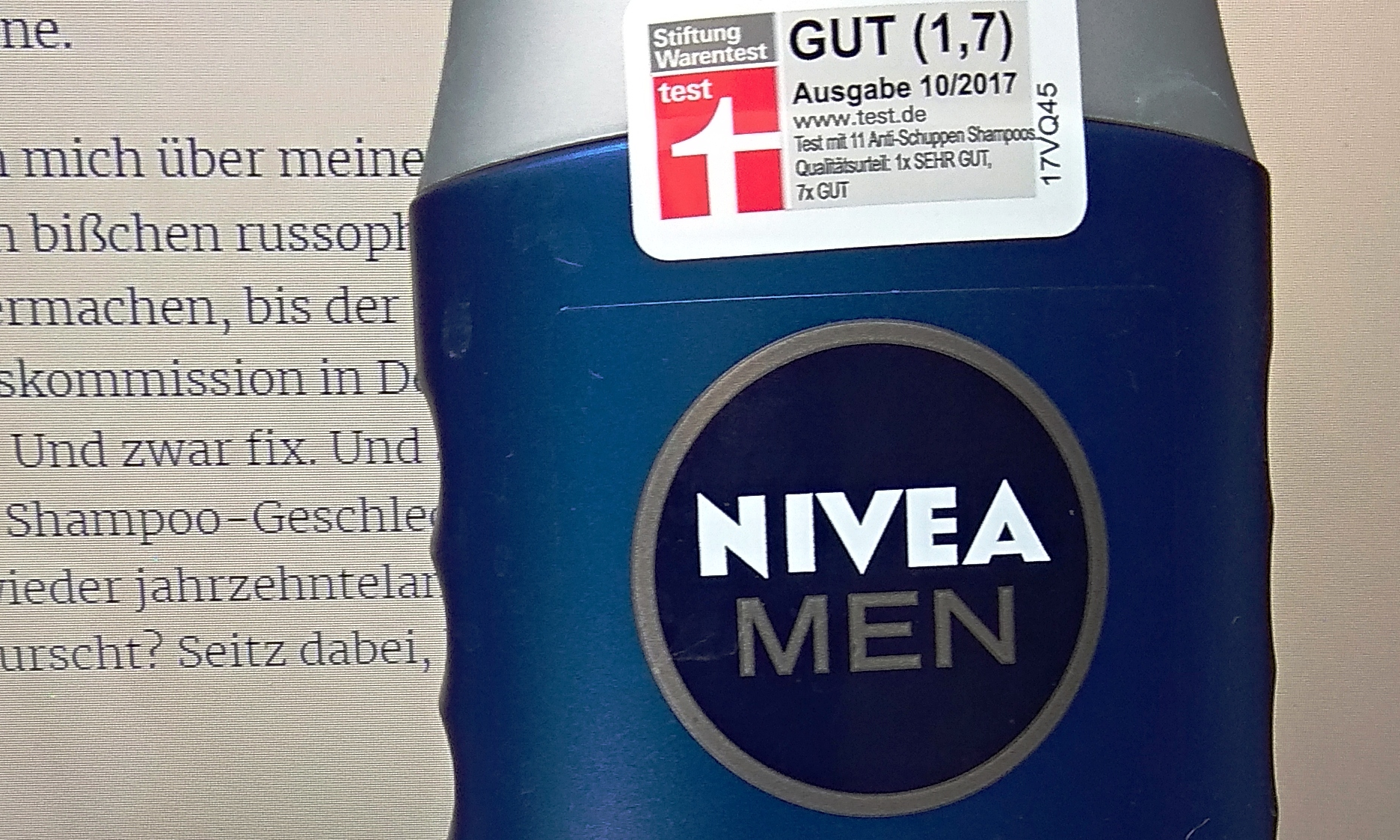 Nivea For Men | story.one