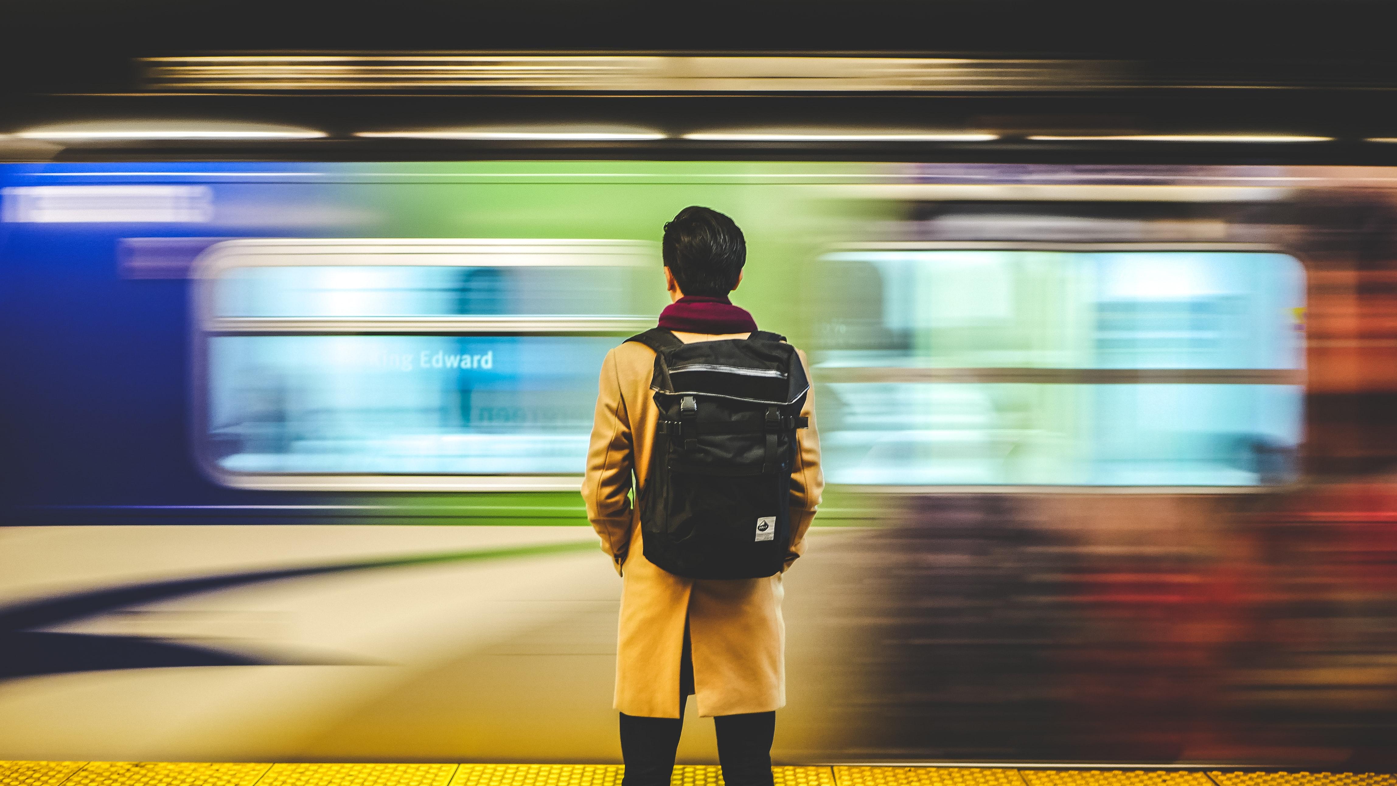 Ein Rucksack voller psychischer Probleme | story.one