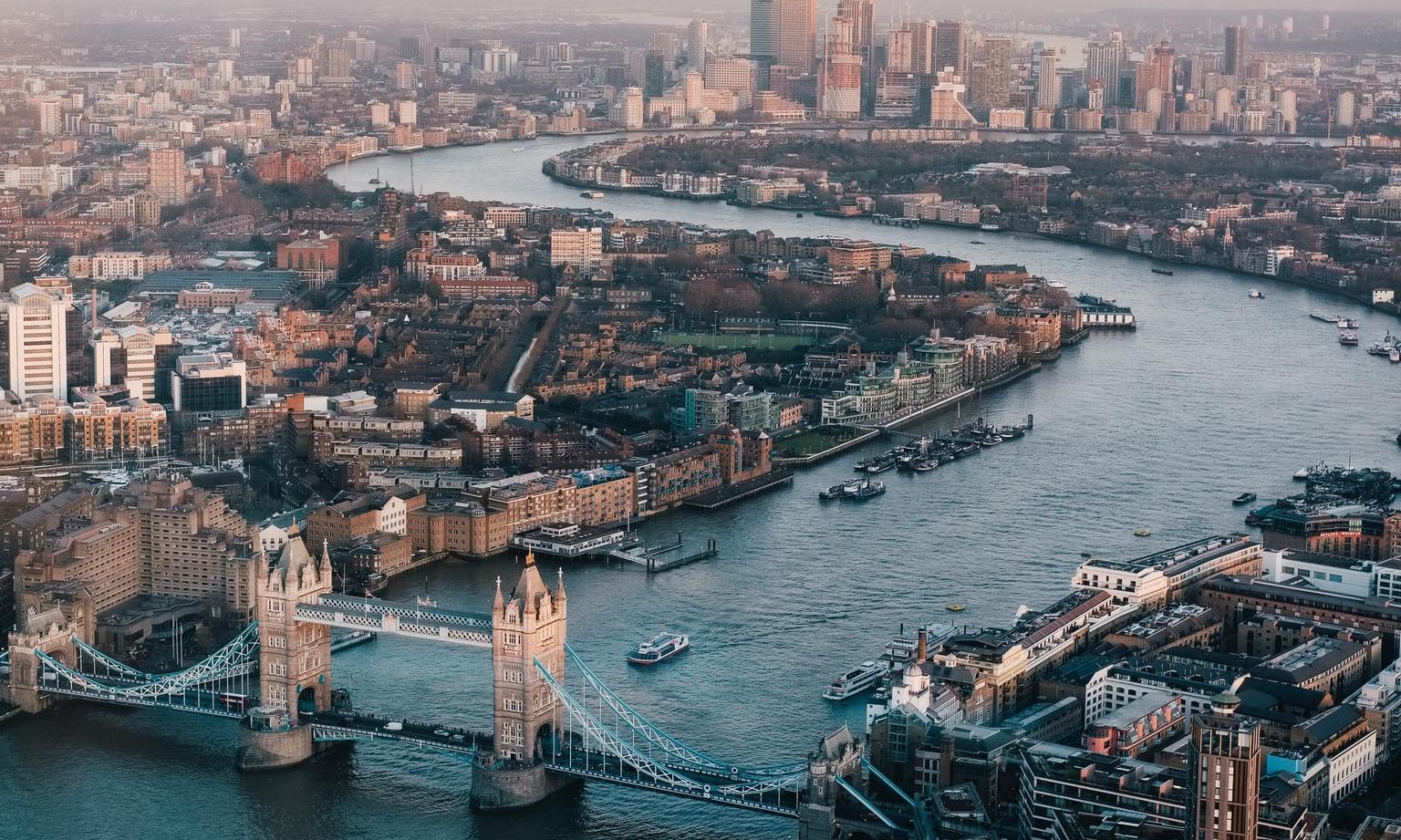 London, zum Ersten | story.one