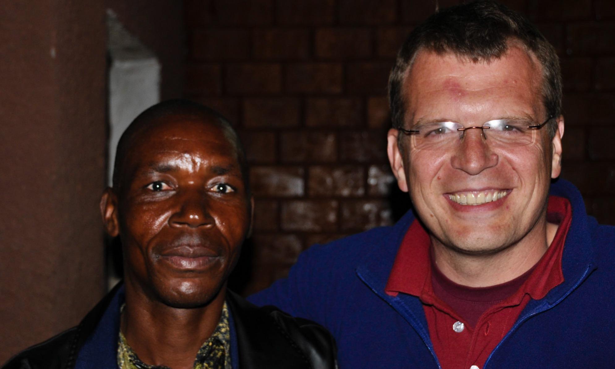 Jeff - eine Begegnung in Lusaka | story.one