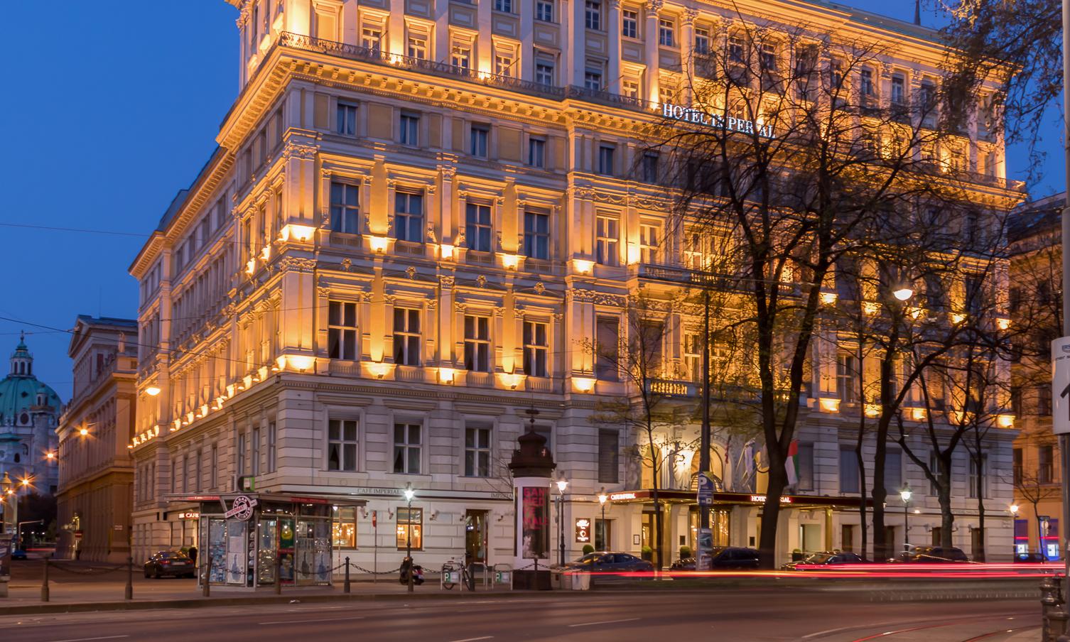 Wien bei Nacht | story.one