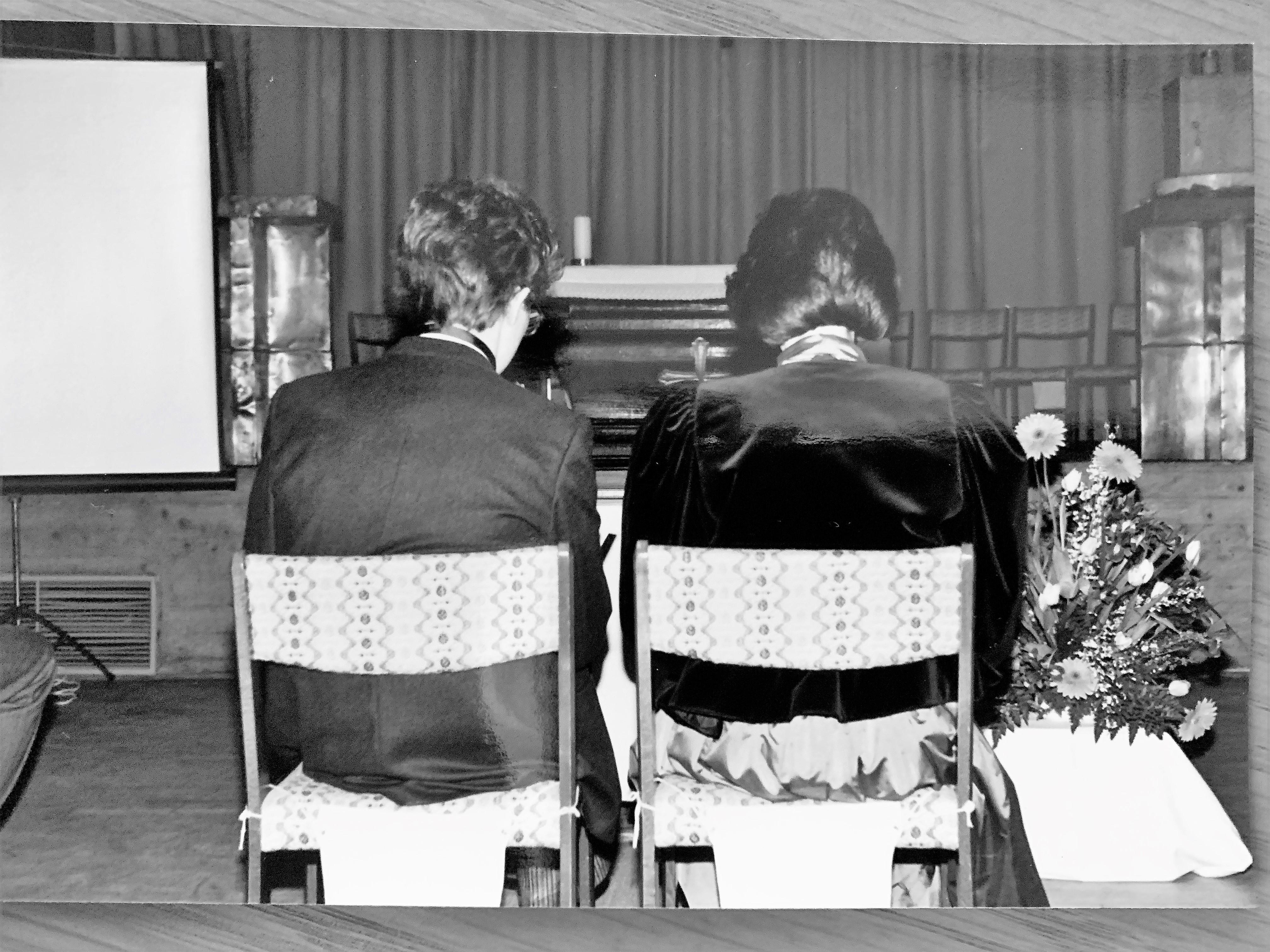 Die zerbröselte Hochzeitsnacht | story.one