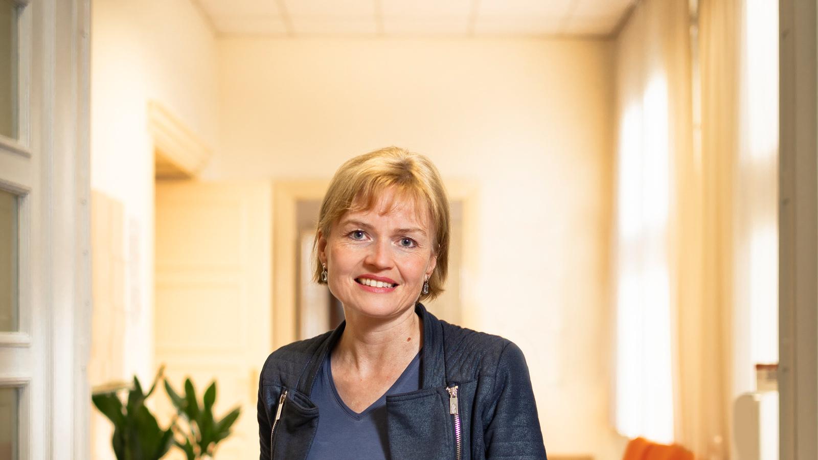 Silke Kobald – die freundliche Kämpferin | story.one