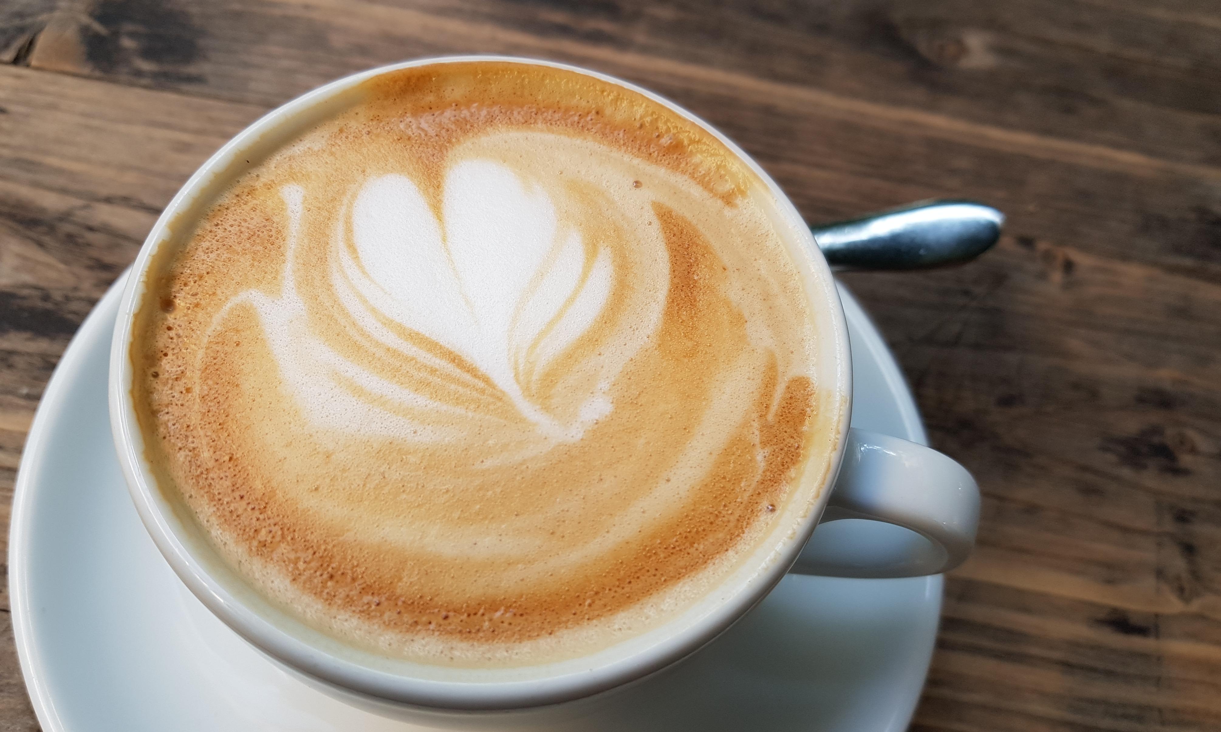 Einen Grande Cappuccino, bitte! | story.one