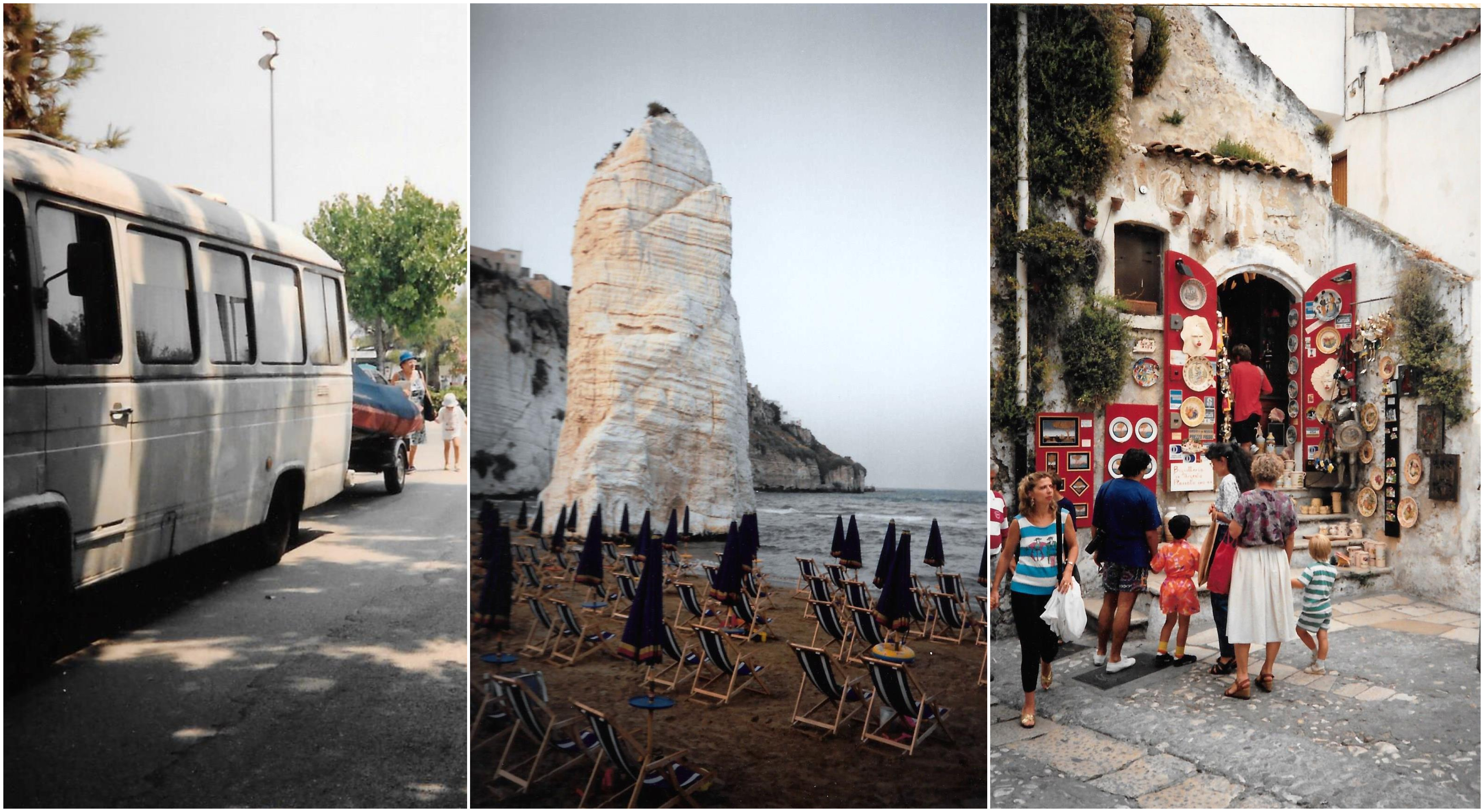 Auweh in Vieste | story.one