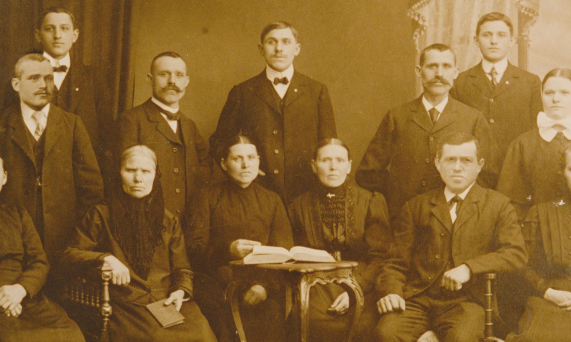 Das Familienfoto | story.one