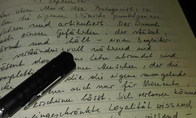 Schreiben ist einfach - WUNDER-voll   story.one