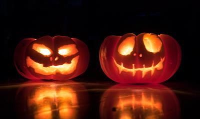 A Hallowe'en tale of CDs and soap stars | story.one