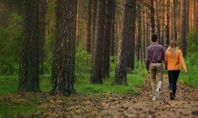 Wie ich das Spazierengehen neu entdeckte | story.one