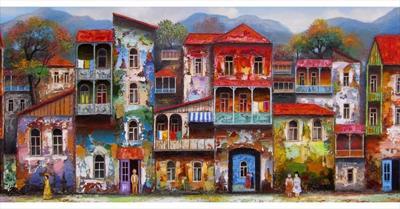 Erinnerung an Tiflis | story.one
