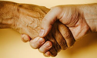 Hand drauf? | story.one
