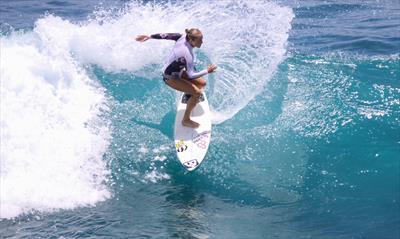 Auf der Hut vorm Surfer Girl | story.one