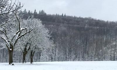 Sommer, See, Eis und Schnee | story.one