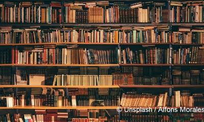 Bücher und Antiquariat auf der Wieden | story.one