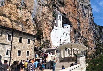 Das Felsenkloster Ostrog - 4 | story.one