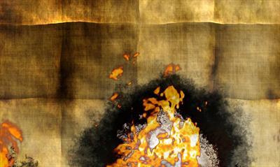 Deine Worte stehen in Flammen | story.one