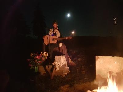 Der Barde und der Mond | story.one
