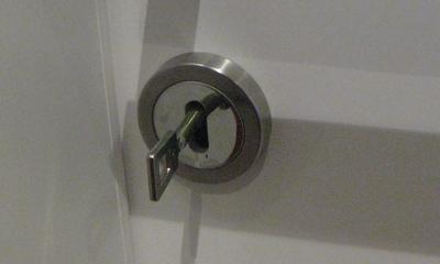 Manchmal muss man die Schlüssel testen ... | story.one