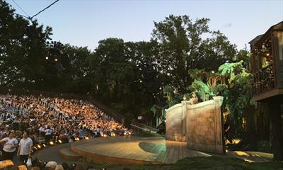 Shakespeares Zauber im Central Park   story.one