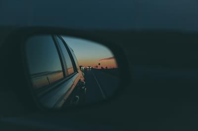 Objects In The Rear View Mirror | story.one