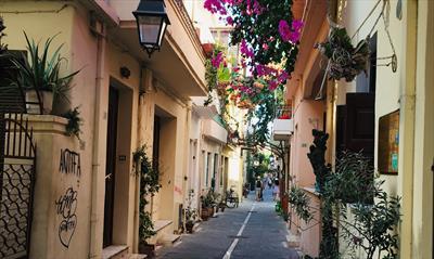Gassenfieber in Rethymno | story.one
