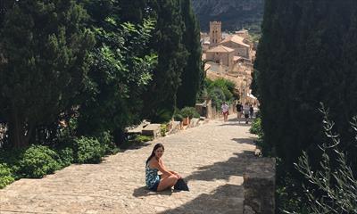 Herzensmoment auf Mallorca | story.one