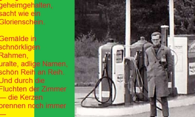 Ich habe eine Tankstelle | story.one