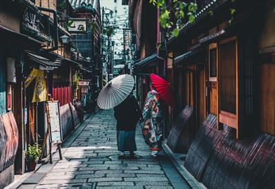 Das japanische Püppchen | story.one
