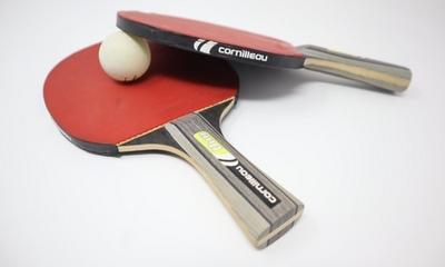 Das Tischtennis-Doppel | story.one