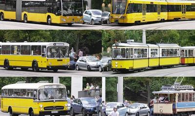 Die barfußlaufende Straßenbahn | story.one