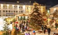 Am Weihnachtsmarkt | story.one