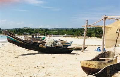 HAITI – WO COLUMBUS STRANDETE | story.one