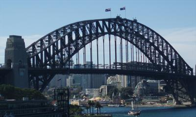 Klettertour auf die Sydney Harbour Bridge | story.one