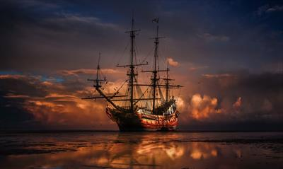 Tell me your Story: der verfluchte Pirat | story.one