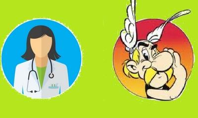 """Doctrix"" verarztet Asterix | story.one"