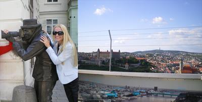 Mit dem Twin City Liner nach Bratislava | story.one