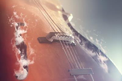 Die alte Gitarre | story.one