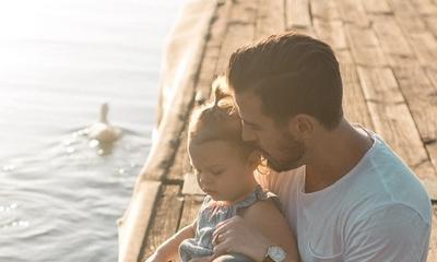 Papamädi macht Urlaub - nur mit Papa | story.one