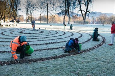 Das Tulpenlabyrinth | story.one