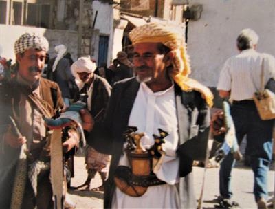 Reise in den Nordjemen – die Ankunft | story.one