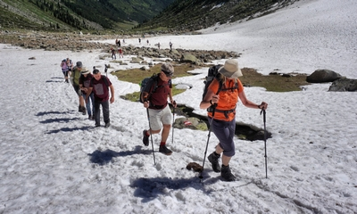 Alpine Peace Crossing | story.one
