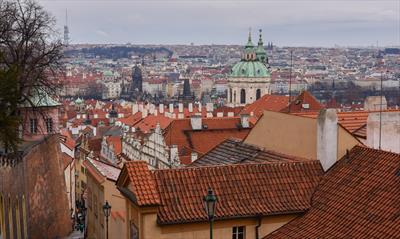 Panik auf dem Weg nach Prag | story.one