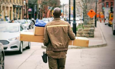 Mein UPS-Zusteller | story.one