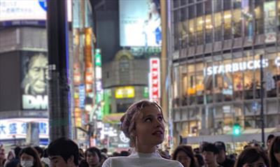Lila Stürme über Tokio | story.one